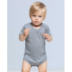 BABY BODY 100% coton. Poids: 170 g/m2