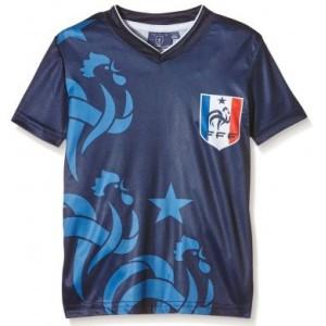 T-shirt football France FFF