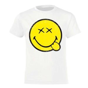 Tshirt enfant 100% coton - 4-12 ans - Blanc