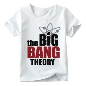 white series - Tshirt garçon du 4 ans au 12 ans - The bing bang theorie