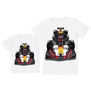 Pere et fils - T-shirt pour homme ou enfant manches courtes, 100% coton imprimé F1