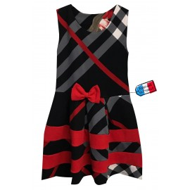 sublime - robe enfant fabriqué en france 4 - 14 ans - Motif fashion
