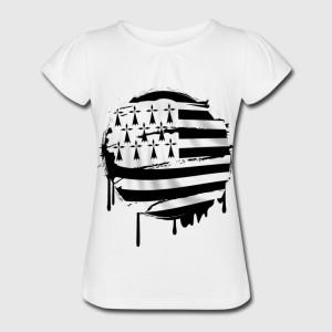 T-shirt enfant - Bretagne breizh 32