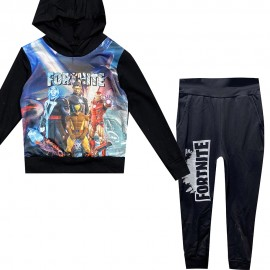 Promo - ensemble jogging enfant 100% sublimé imprimé jeux video modele 10543