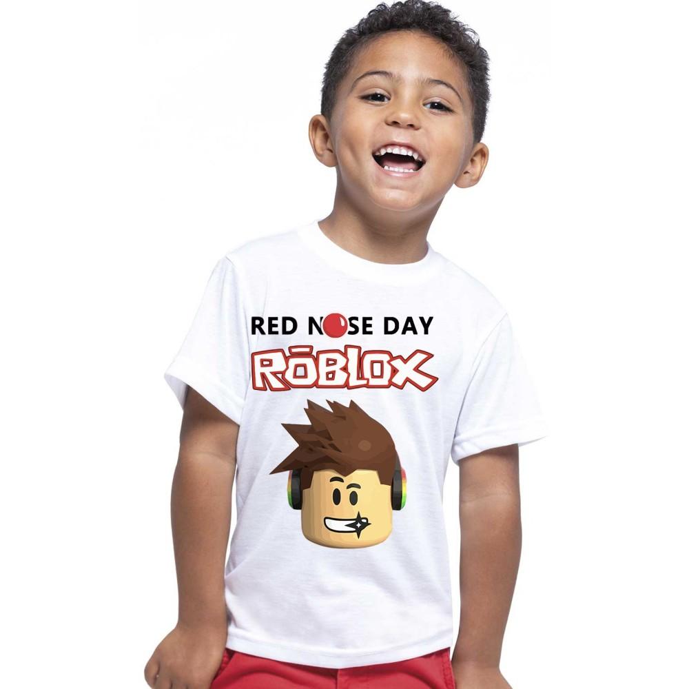 T-shirt enfant, 100% coton imprimé ROBLOX