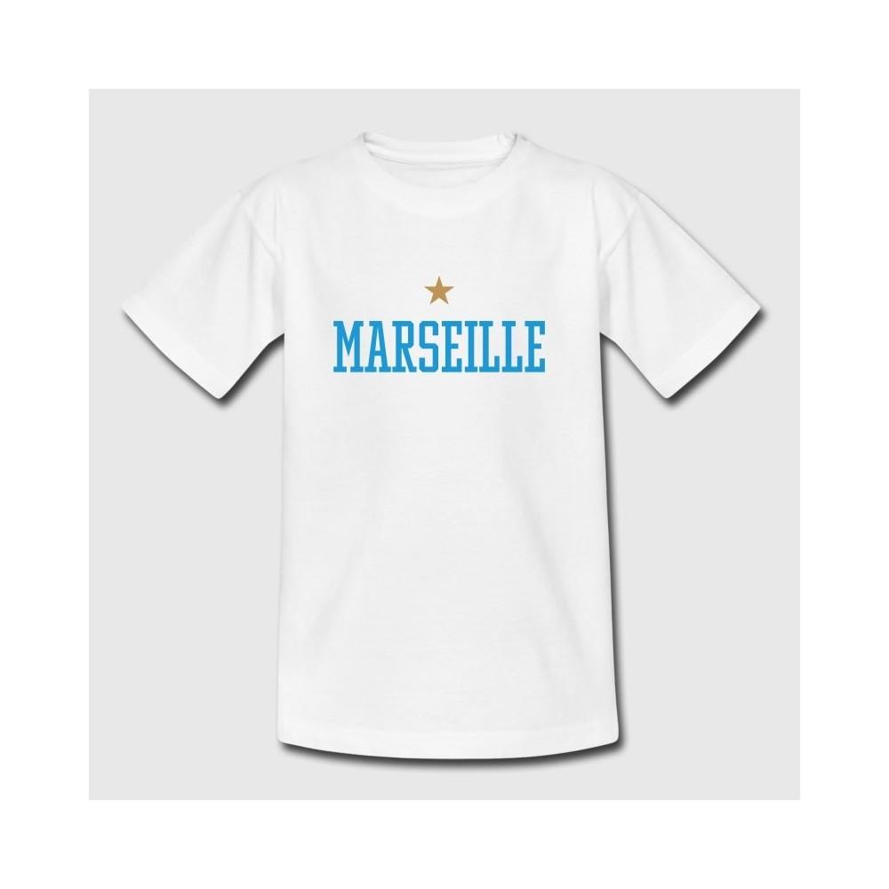 T-shirt enfant - Marseille