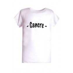 T-shirt enfant  polyester sublimé cancre