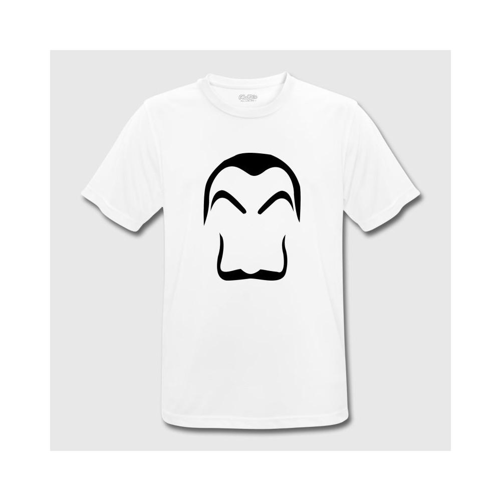 T-shirt garçon manche courte - CASA DE PAPEL