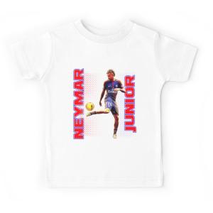 T-shirt enfant blanc - NEYMAR JUNIOR