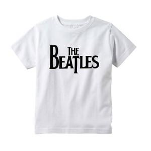 T-shirt enfant blanc - THE BEATLES