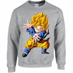 Sweatshirt enfant - DBZ - MODEL 3