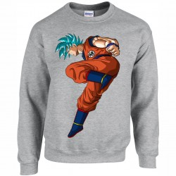 Sweatshirt enfant - DBZ - MODEL 4