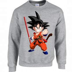 Sweatshirt enfant - DBZ - MODEL 6