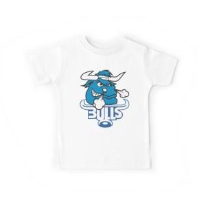 T-shirt enfant manche courte - BULLS