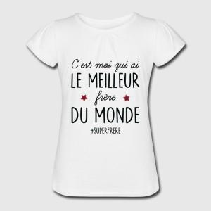 T-shirt enfant manche courte - SUPERFRERE