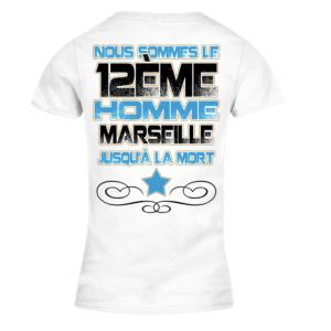 T-shirt enfant manche courte - Noous sommes le 12 eme homme....