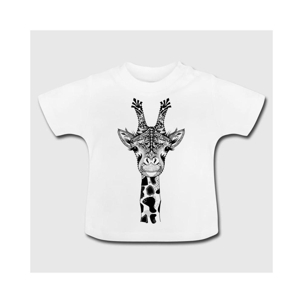 Tshirt bébé Giraffe