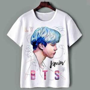 Adulte et enfant - T-shirt pour adulte ou enfant manches courtes, Kpop Mode From Korea