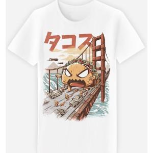 Adulte - T-shirt adulte coupe droite , Takaiju