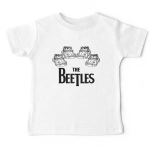 Tshirt bébé - THE BEETLES
