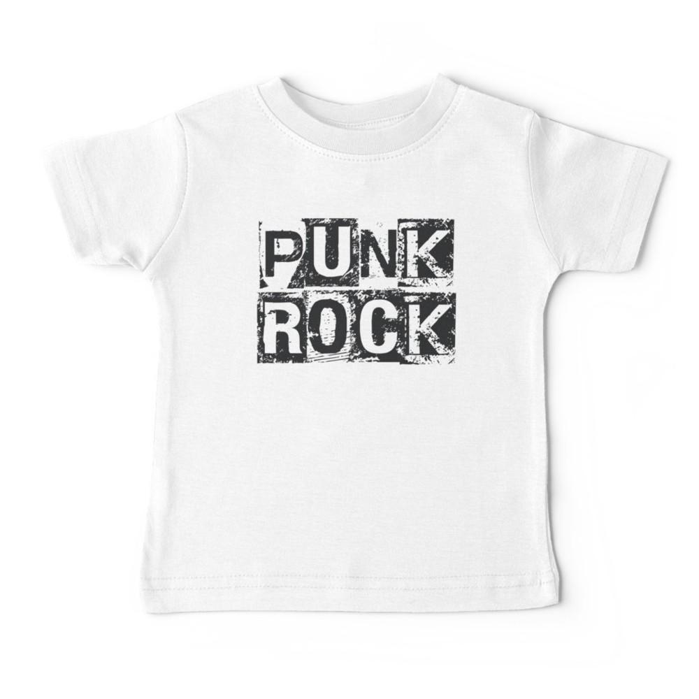 Tshirt bébé - PUNK ROCK