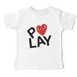 Tshirt bébé - PLAY
