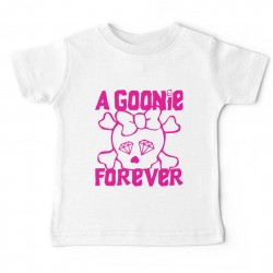 Tshirt bébé - A GOONIE FOREVER