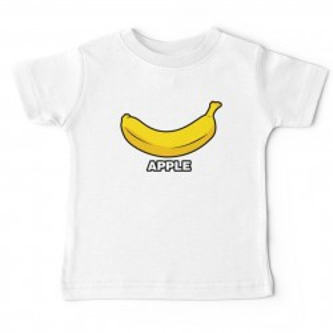 Tshirt bébé - APPLE