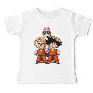 Tshirt bébé - DBZ BABY