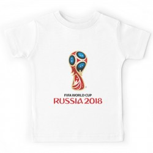 T-shirt enfant - FIFA WORLD CUP RUSSIA 2018