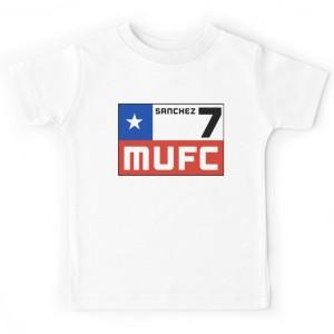 T-shirt enfant - MUFC SANCHEZ 7