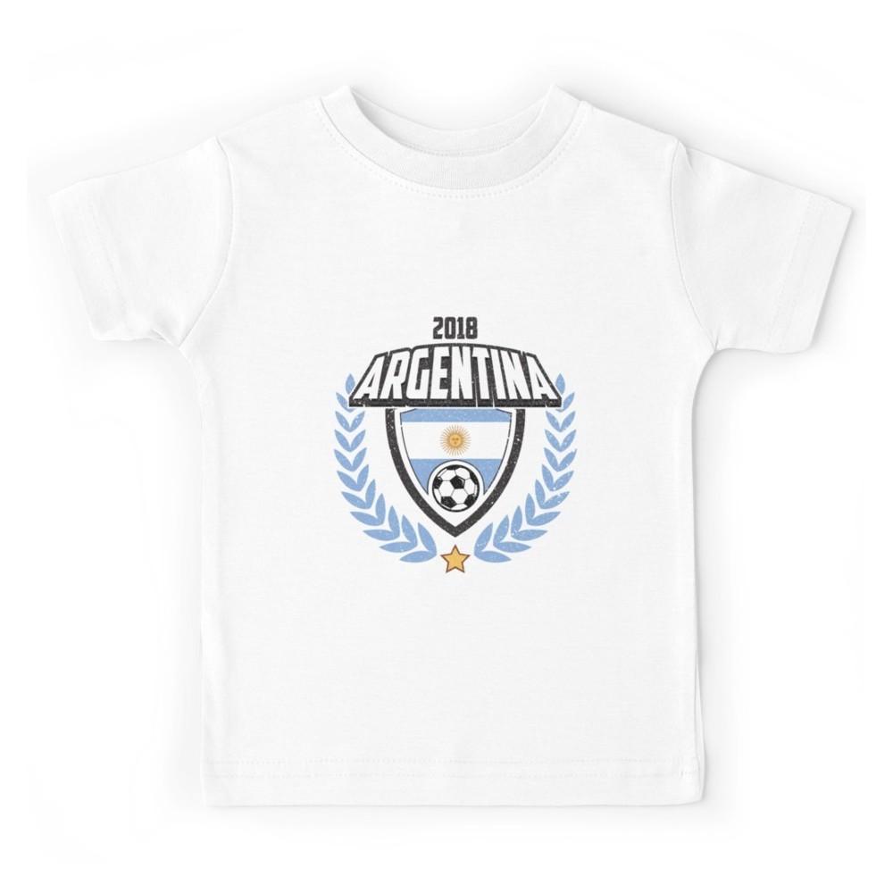 T-shirt enfant - 2018 ARGENTINA