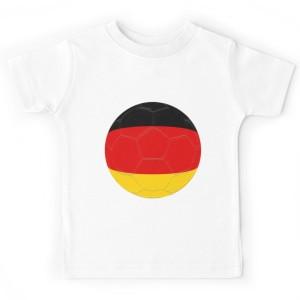 T-shirt enfant - BALLON ALLEMAGNE