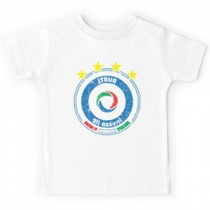 T-shirt enfant - ITALIA GLI AZZURI