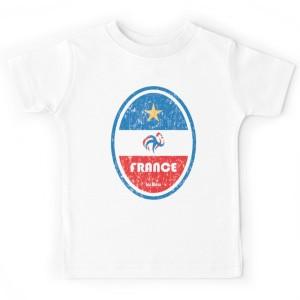 T-shirt enfant - FRANCE LES BLEU
