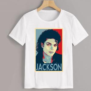 T-shirt homme et enfant manche courte 100% coton - JACKSON