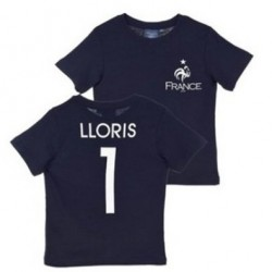 T-shirt football France FFF - LLORIS