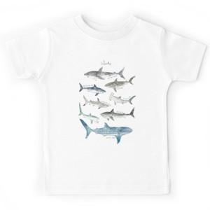 T-shirt enfant - Requins