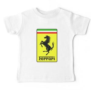 Tshirt bébé - FERRARI
