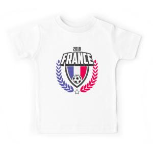T-shirt enfant - FRANCE 2018
