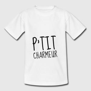 T-shirt enfant - P'tit charmeur