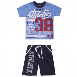 Ensemble sport baby boy - T-shirt et short - ATHLETIC