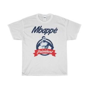 T-shirt enfant - Mbappé président