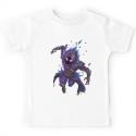T-shirts enfant Corbeau