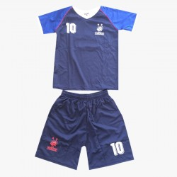 Ensemble equipe de foot - FRANCE modele 1