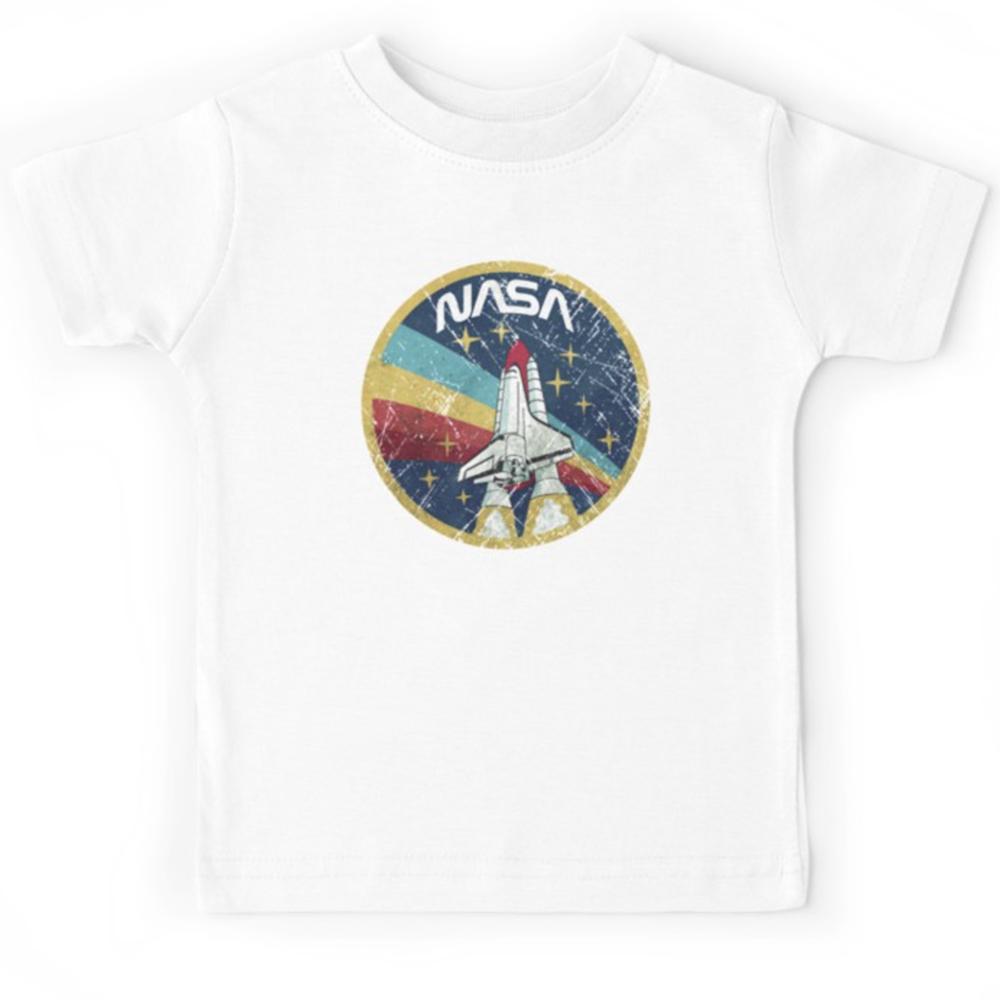 T-shirt enfant du 2 ans au 8 ans - NASA