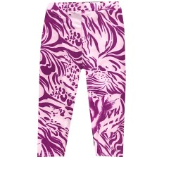 Legging court 3/4 enfant motif 2