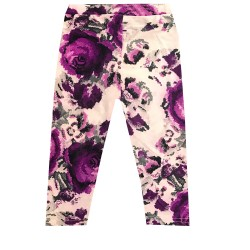 Legging court 3/4 enfant motif 4
