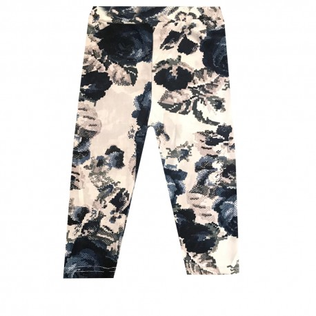 Legging court 3/4 enfant motif 5