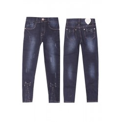 Jeans pour fille coupe slim - Marshall Y-28